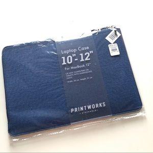 Printworks laptop case